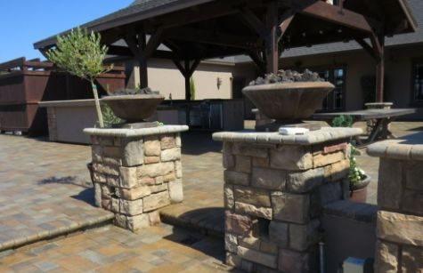 this is an image of stone masonry in simi valley