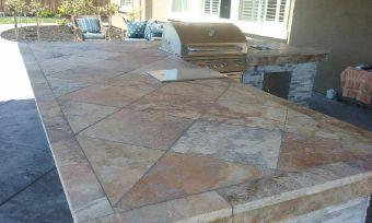 Simi-Valley-concrete-countertop-kitchenette