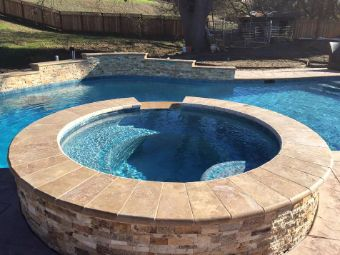 Simi-Valley-pool-deck-contractor-masonry-stacked-stone